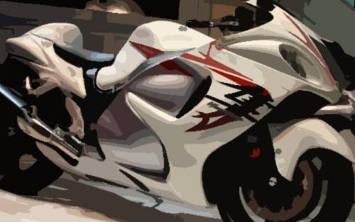 バイクの燃料