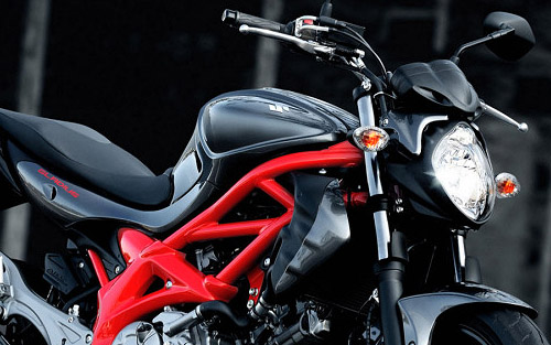バイクの最高出力