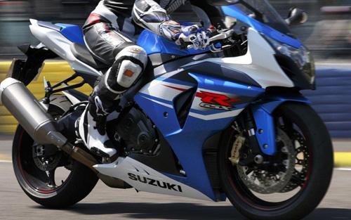 パワーが魅力のバイク